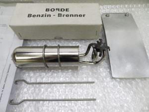 BORDE Burner ボルドーバーナー オプション付き