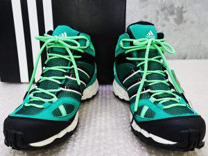 アディダス AX 1 MID GTX W Q21043 登山靴 24cm