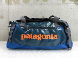 patagonia パタゴニア 126865 ブラックホールダッフル ボストンバッグ
