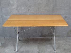 スノーピーク ワンアクションテーブル ロング竹 LV-015T