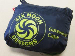 SIX MOON DESIGNS シックスムーンデザインズ Gatewood Cape ウッドケープ テント