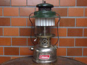 コールマン ランタン 1958年9月製  236 ビンテージ スパークイグナイター付き
